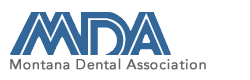 Montana Dental Association Logo